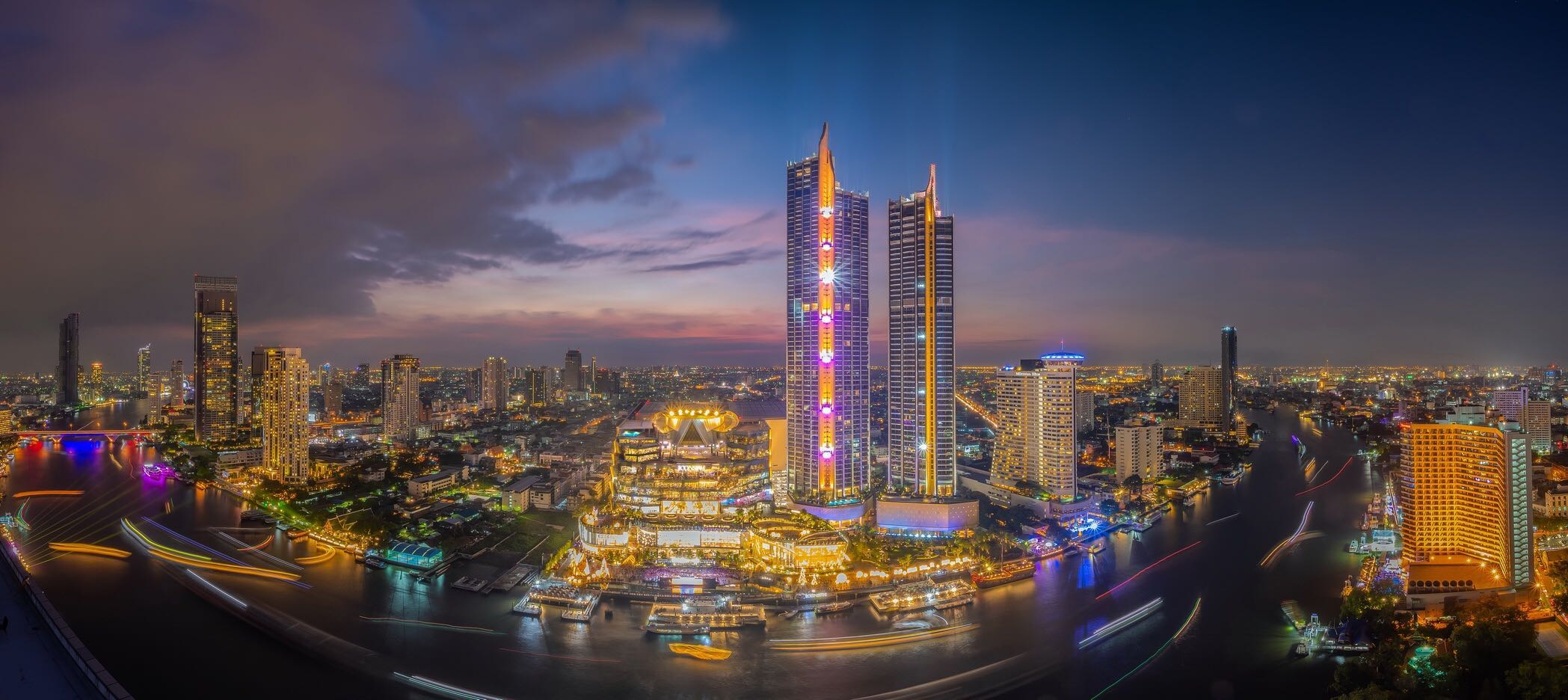 A great phenomenon awaits at ICONSIAM Chao Phraya River of Glory this month
