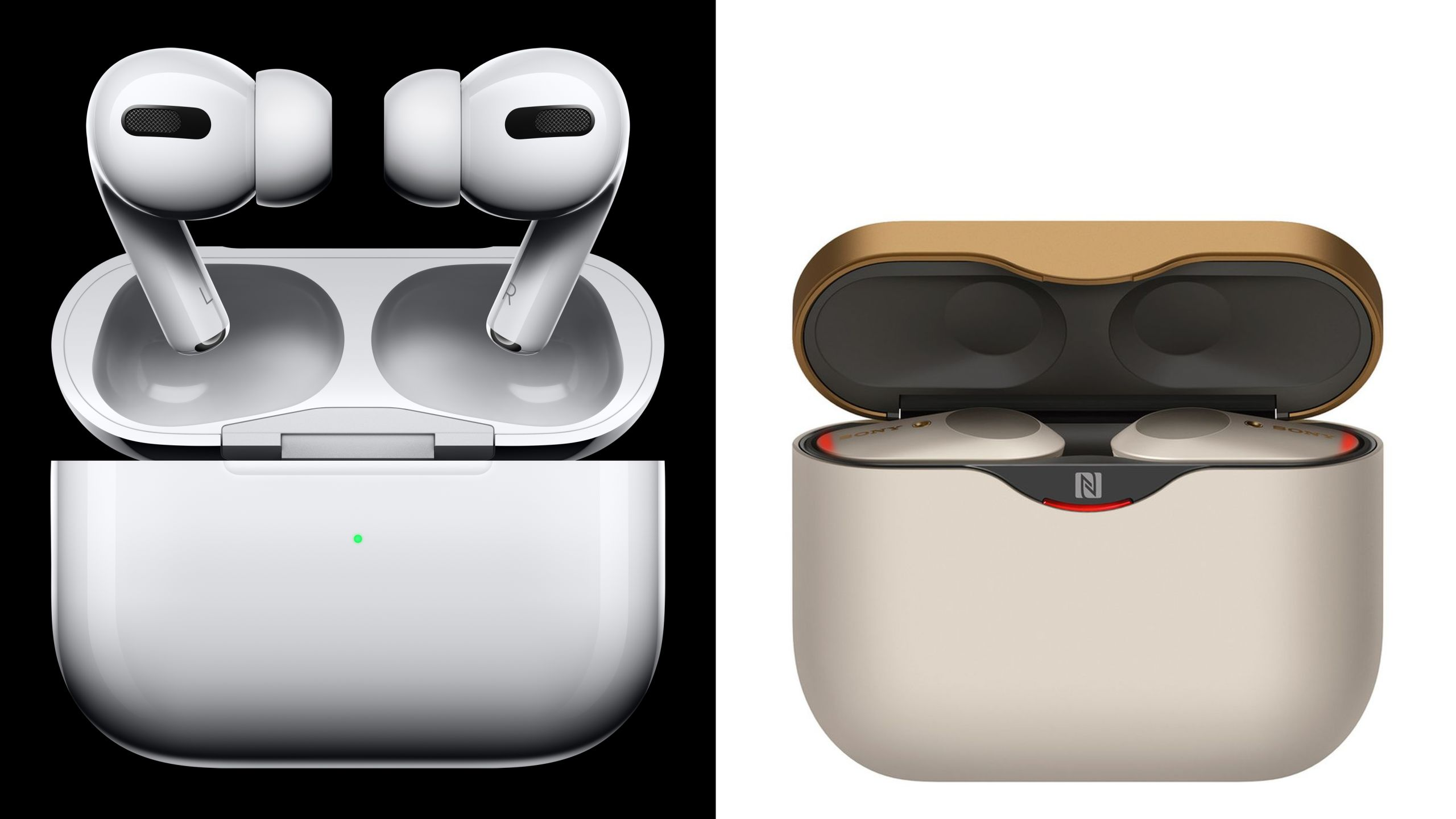 Review: Apple's AirPods Pro versus Sony's WF-1000XM3 ANC Truly Wireless Earphones