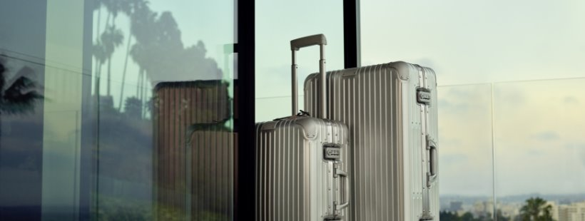 Why Rimowa luggage bags can stand the test of time and style