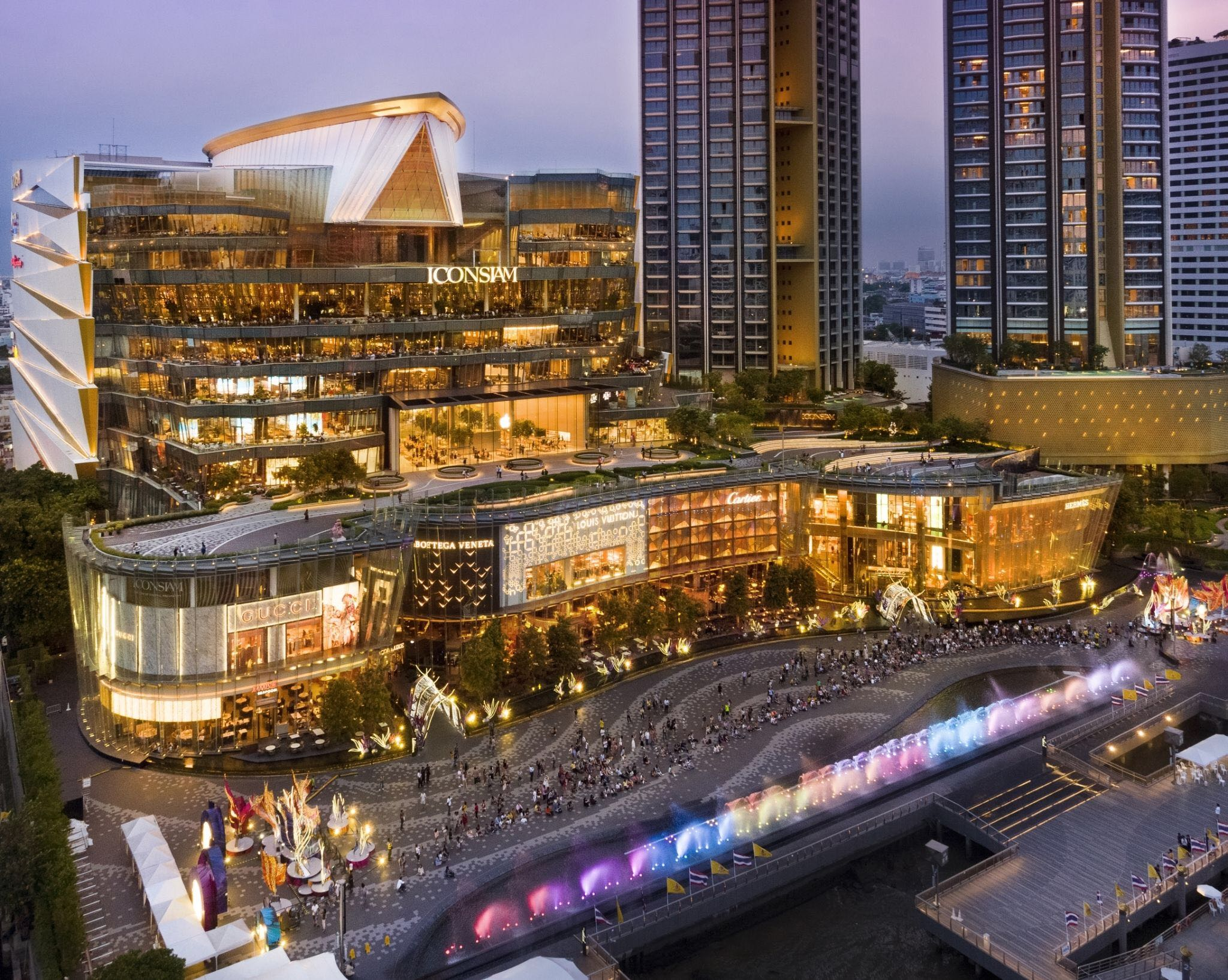 ICONSIAM celebrates its anniversary with the grand opening of TRUE ICON HALL