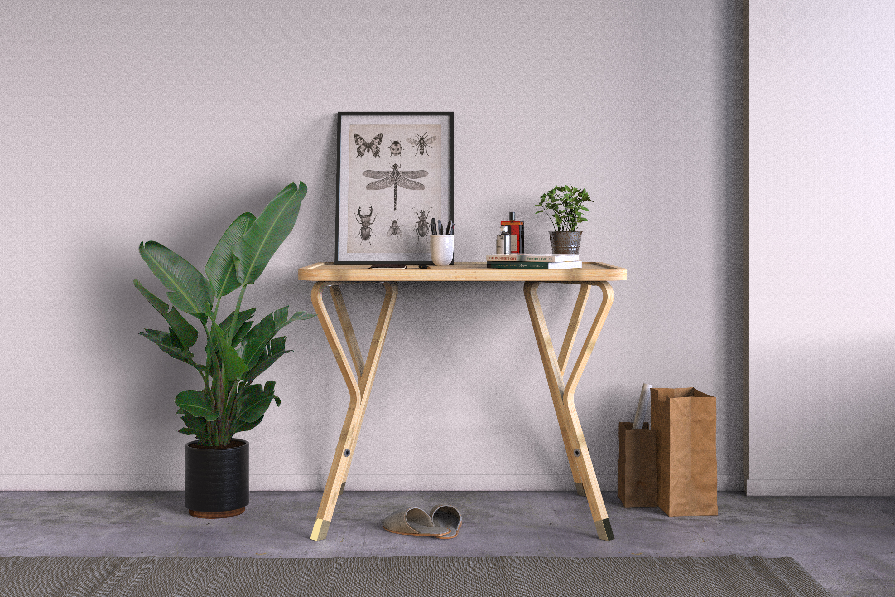 Homegrown furniture label MIANZI will make you fall in love with bamboo