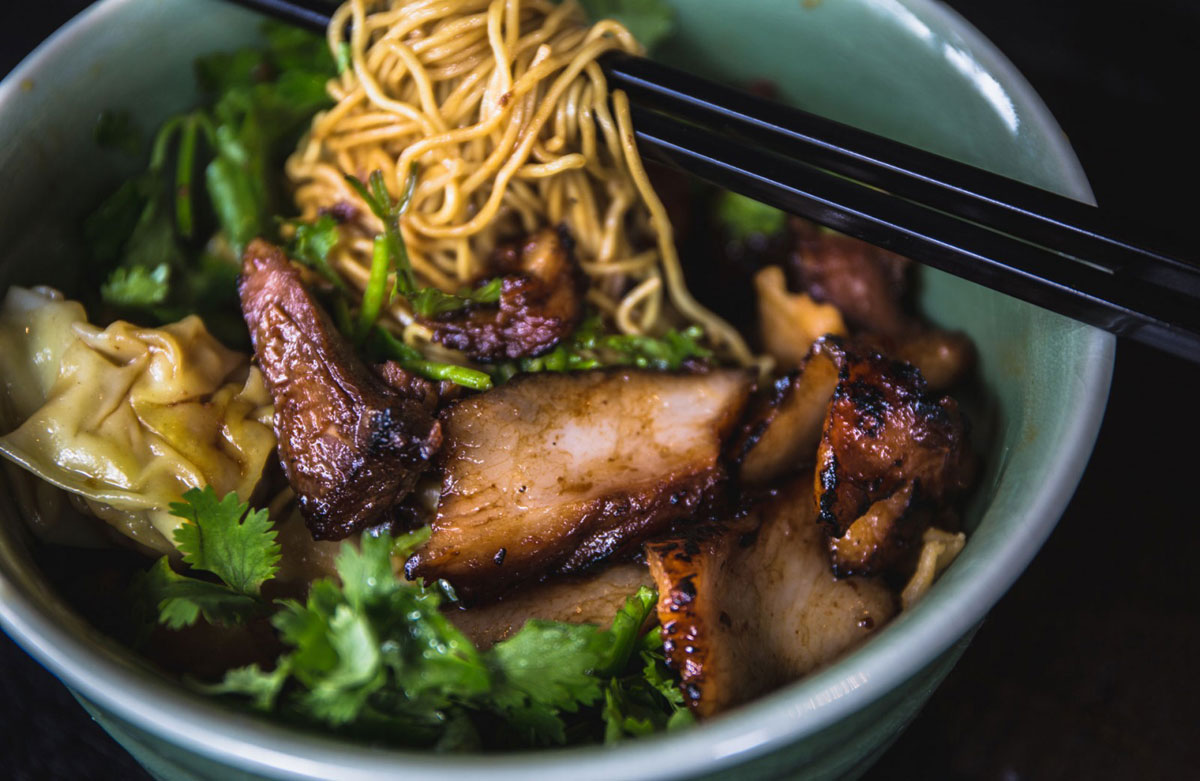 Where to find the best wanton noodles in Singapore
