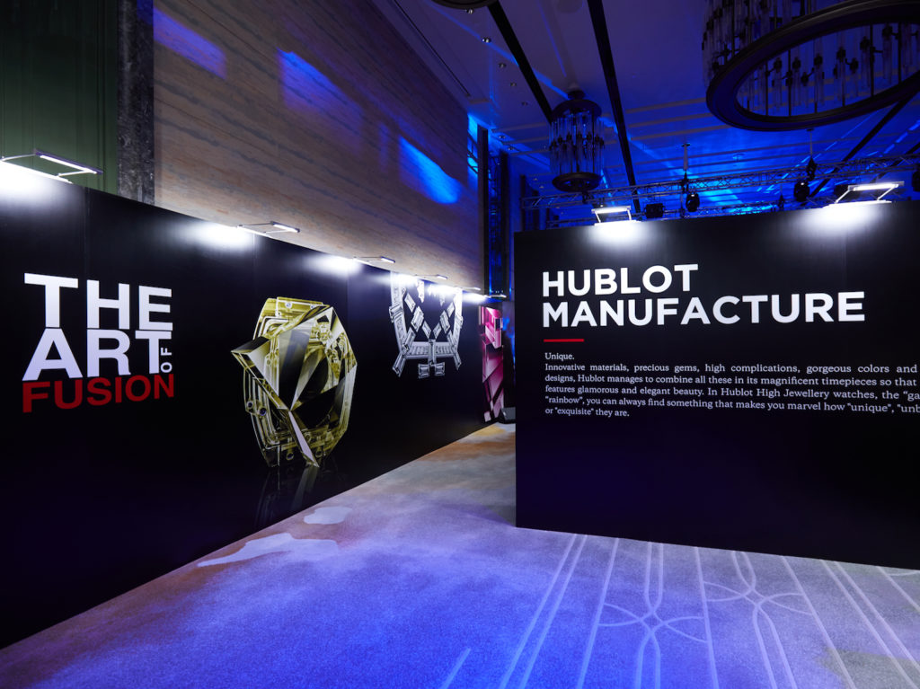 HUBLOT Watch Academy