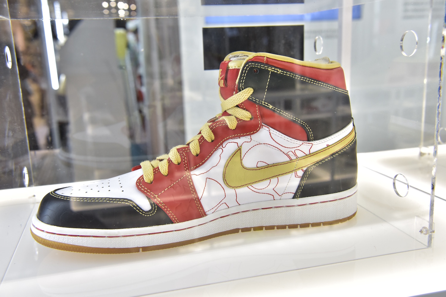 Mark your style with Siam Discovery: Future Lab Vol.1 Sneaker