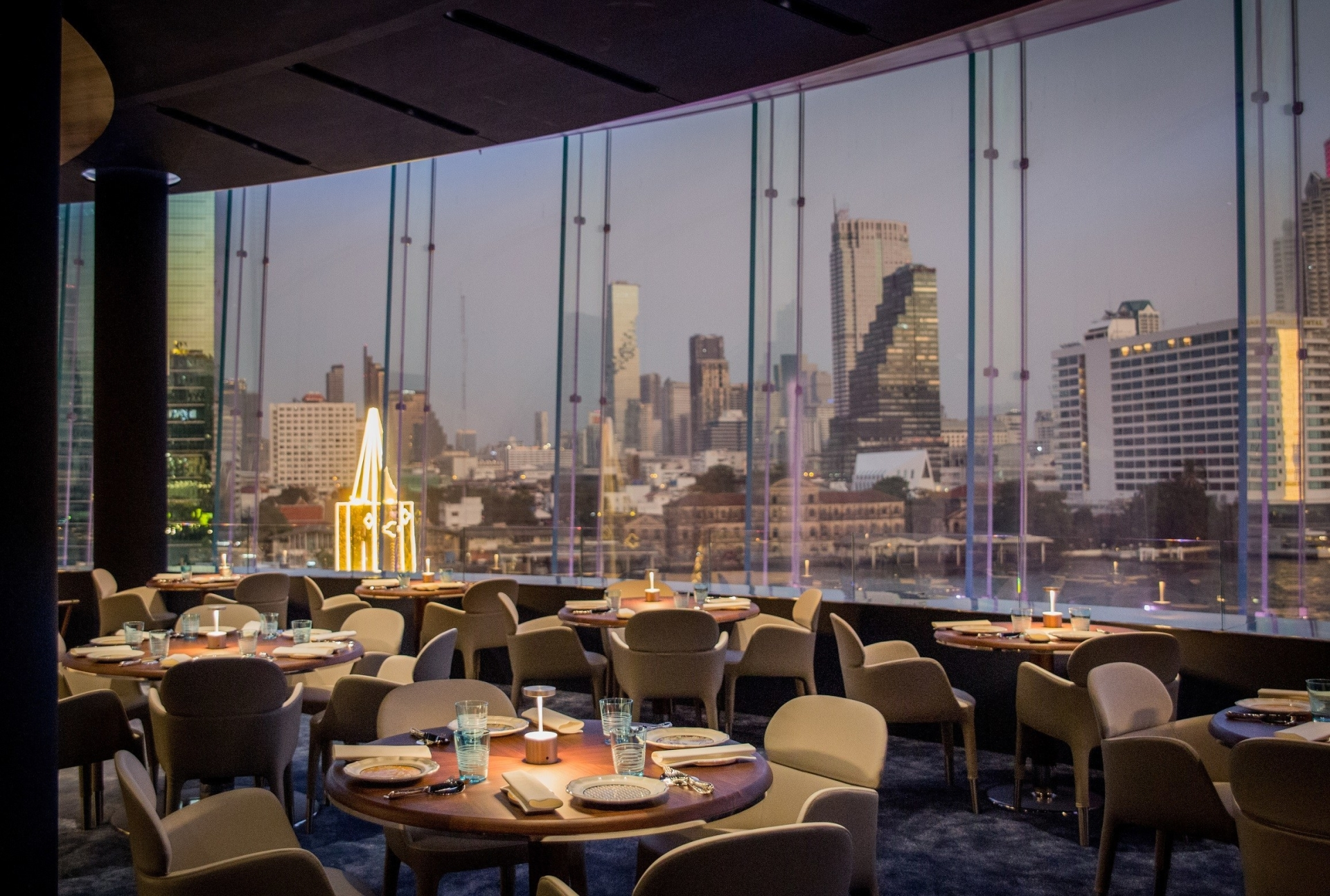 Blue by Alain Ducasse opens as the world-renowned chef's first outpost in Thailand