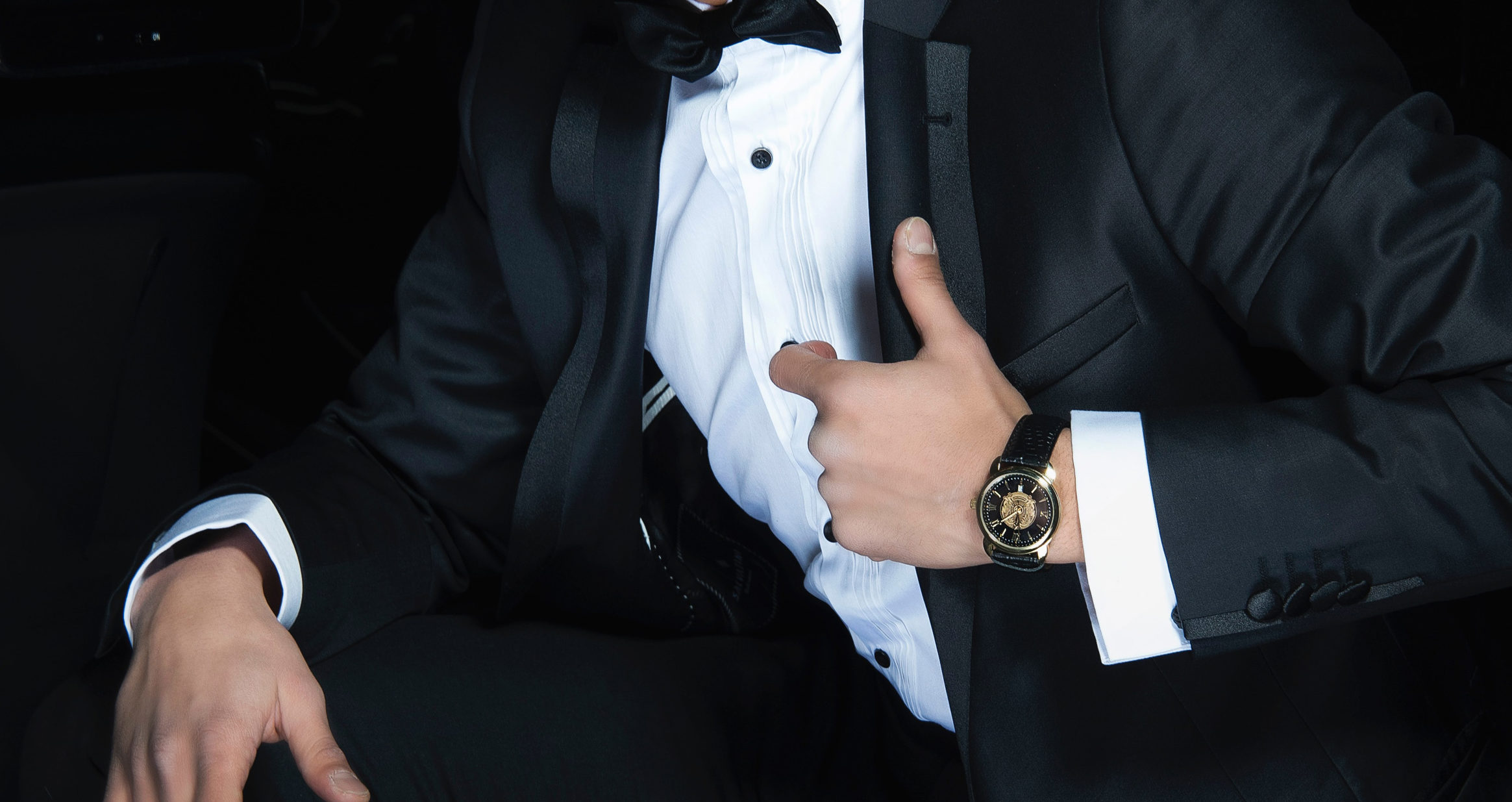 All you need to know about the full anatomy of a tuxedo
