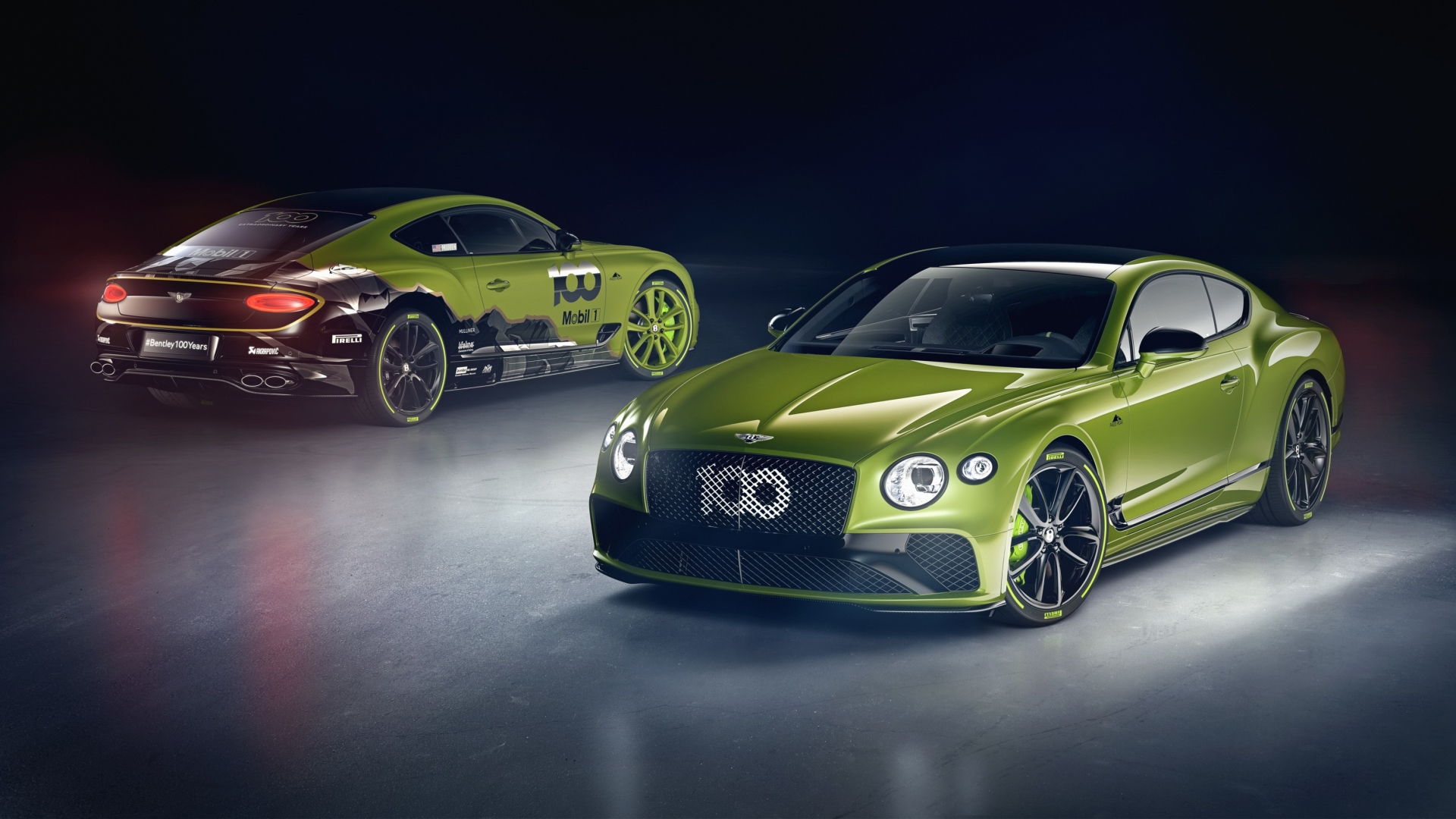 Bentley launches a limited edition of its Continental GT
