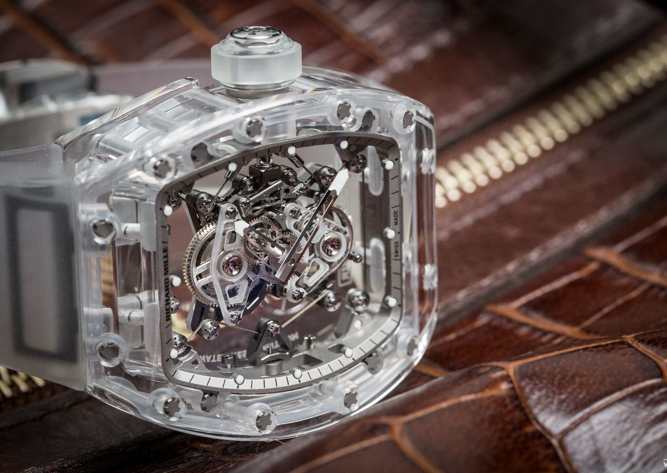 Why is it expensive: The Rs 14 cr Richard Mille RM 56-02 Tourbillon Sapphire