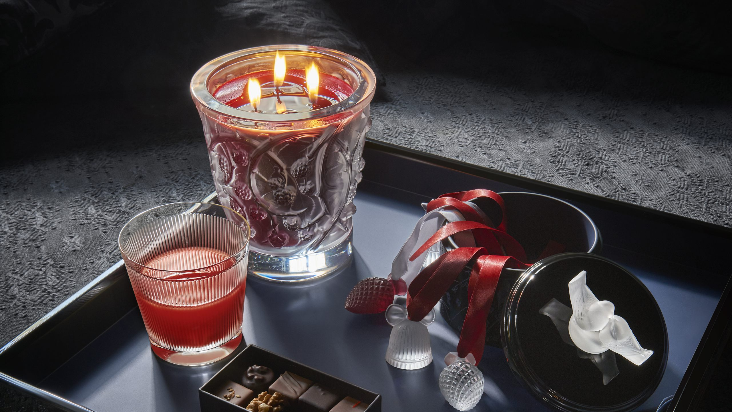 Shop these candles and accessories to bring some festive cheer to your home