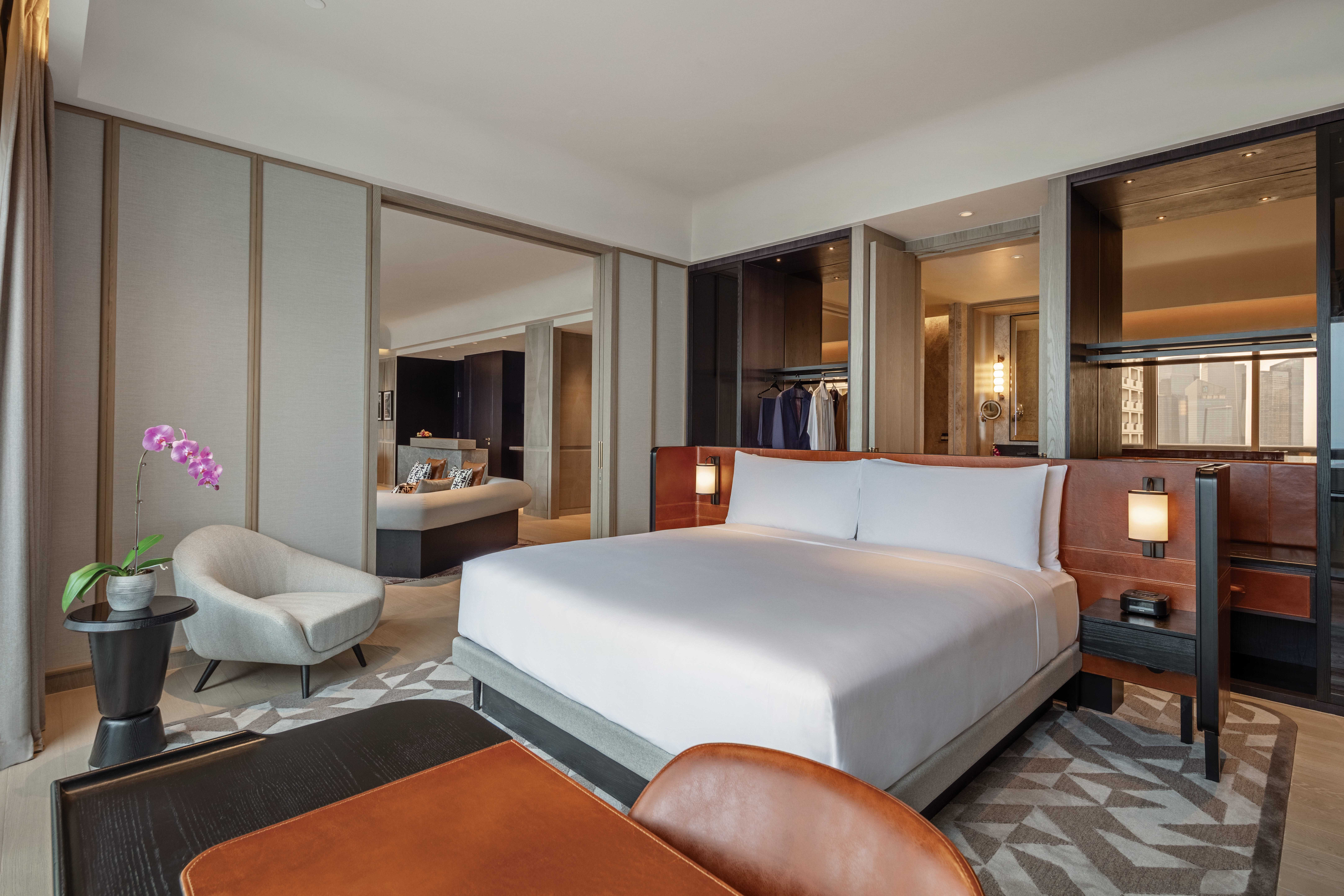 Review: Fairmont Singapore raises the bar with a luxurious redesign both inside and out