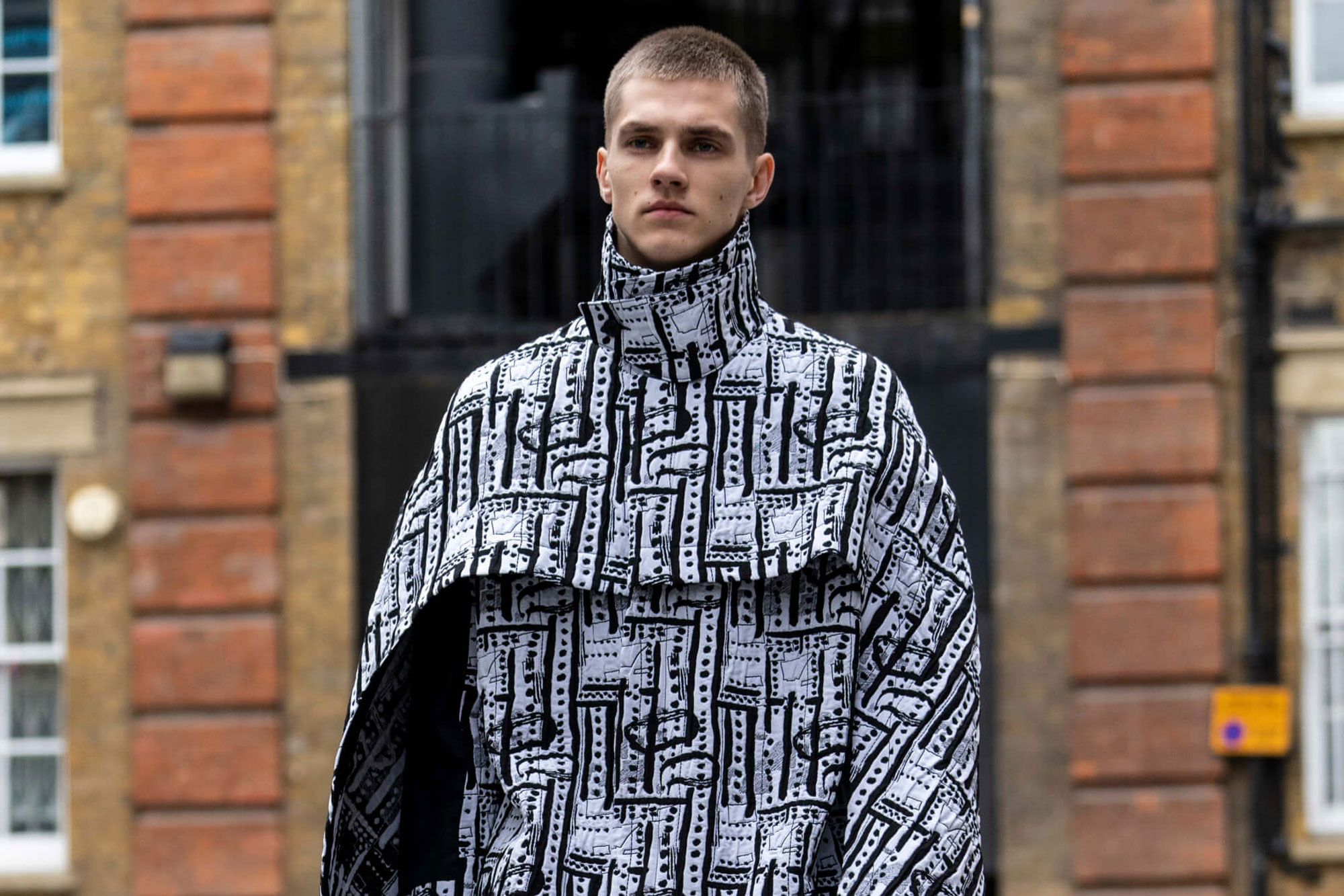 6 Young Designers To Look Out For At London Fashion Week Men S 2020