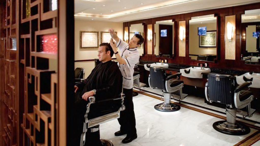 The Mandarin Barber