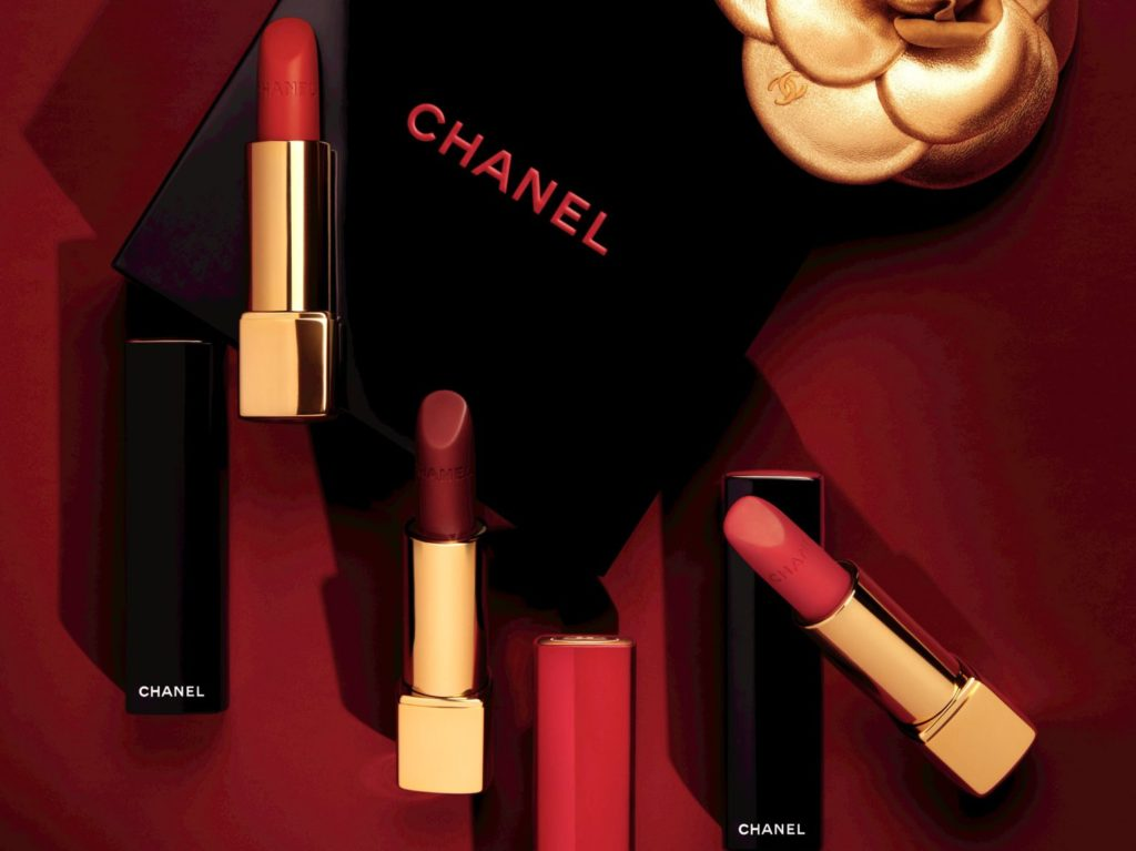 CNY Makeup 2020 - Chanel