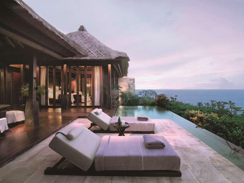 best spas in bali