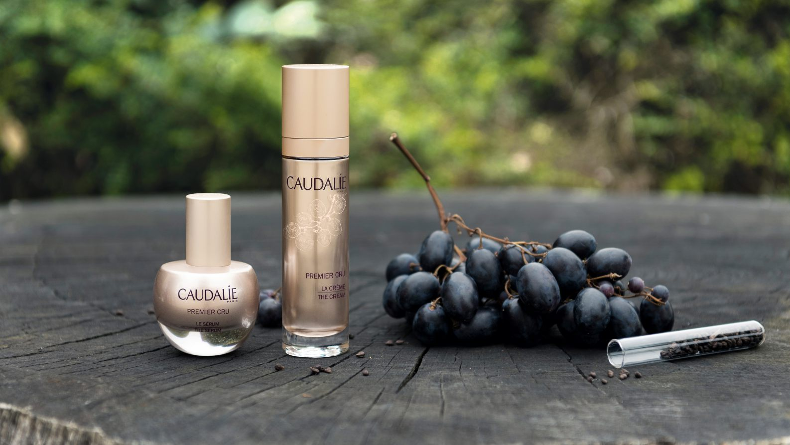 We Review Caudalie S Resveratrol Packed Premier Cru Facial