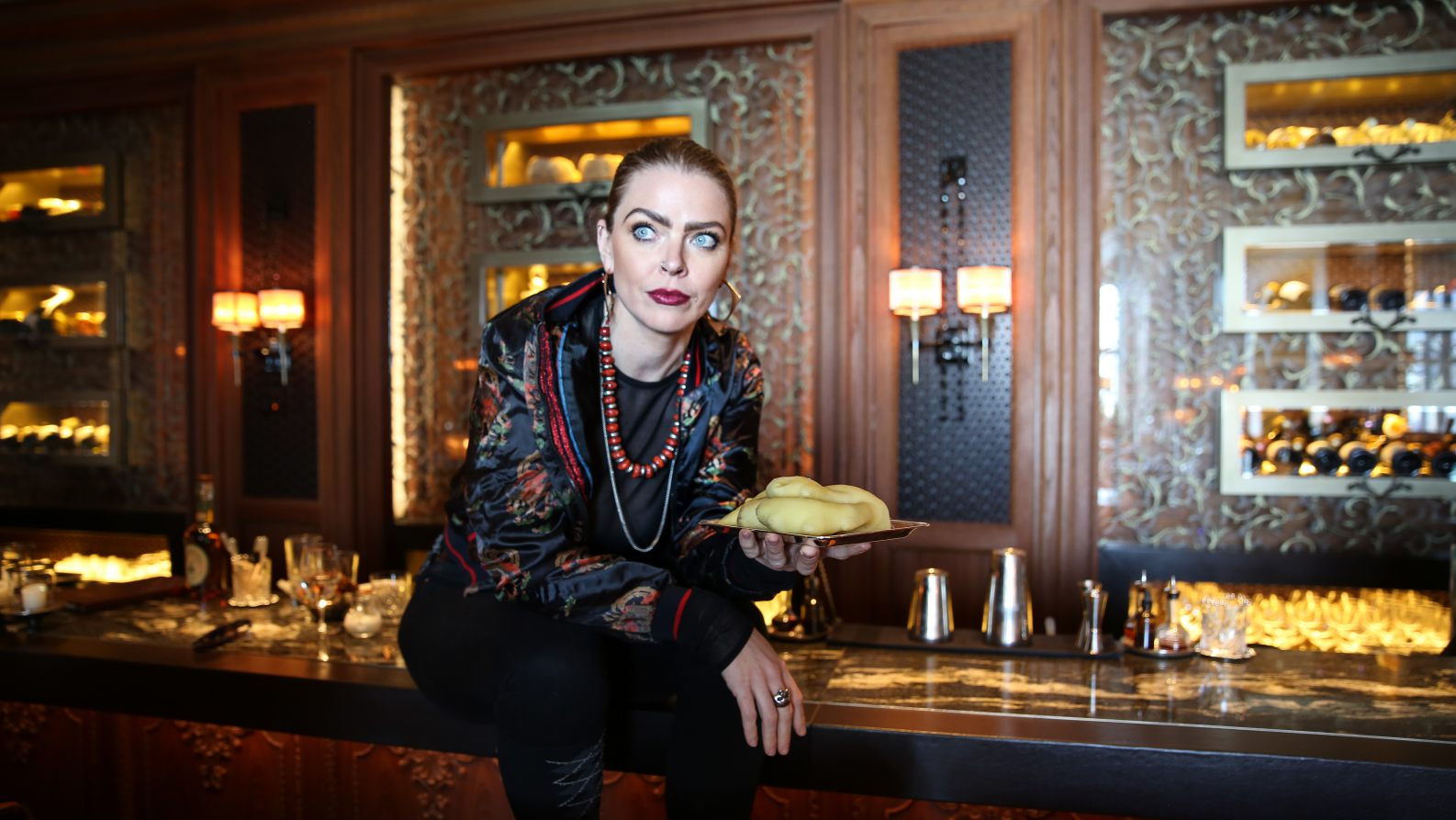Handpicked: Beckaly Franks shakes up The Pontiac's classic with spicy ginger