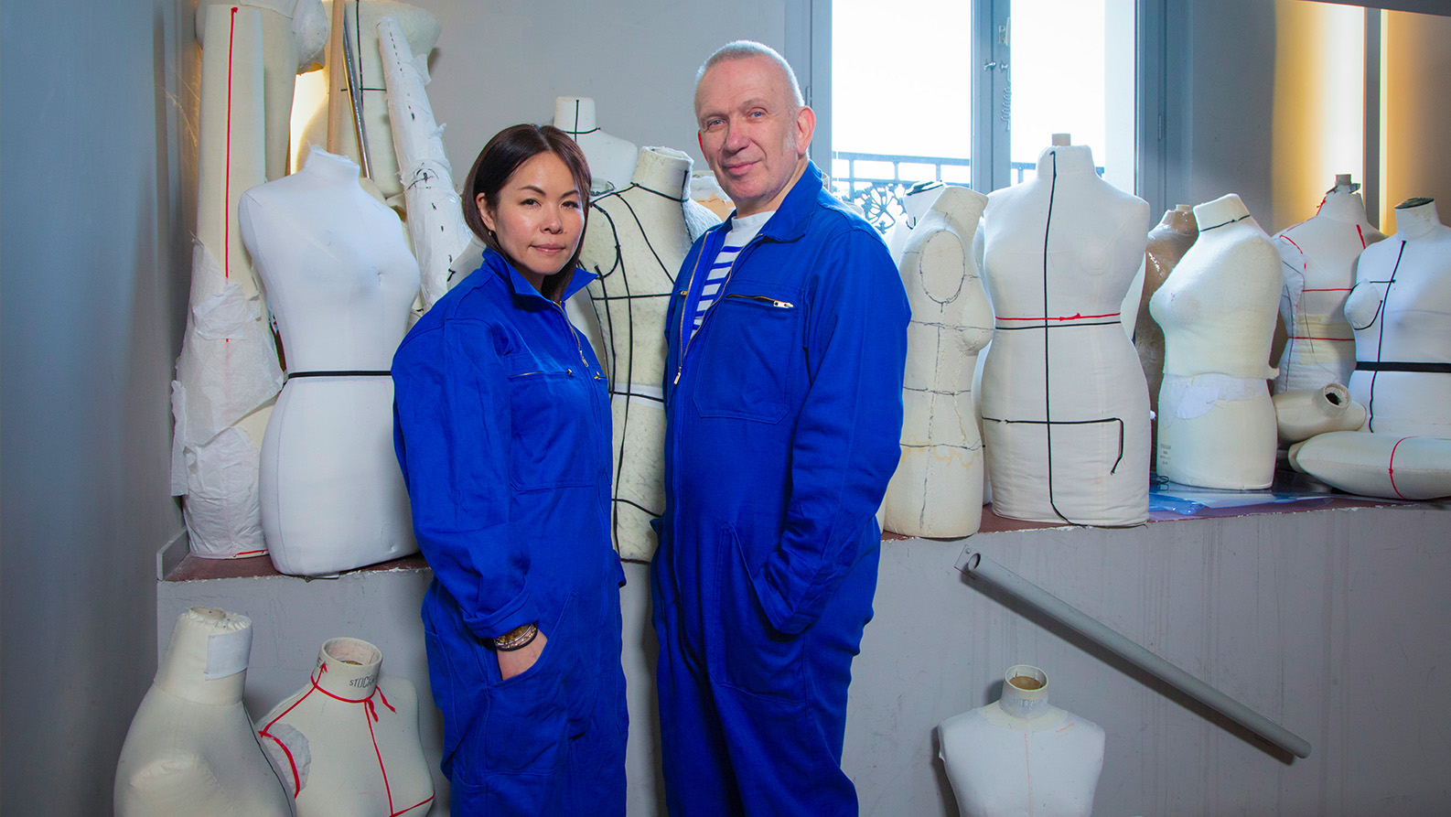 Sacai's Chitose Abe will design Jean-Paul Gaultier's next couture collection