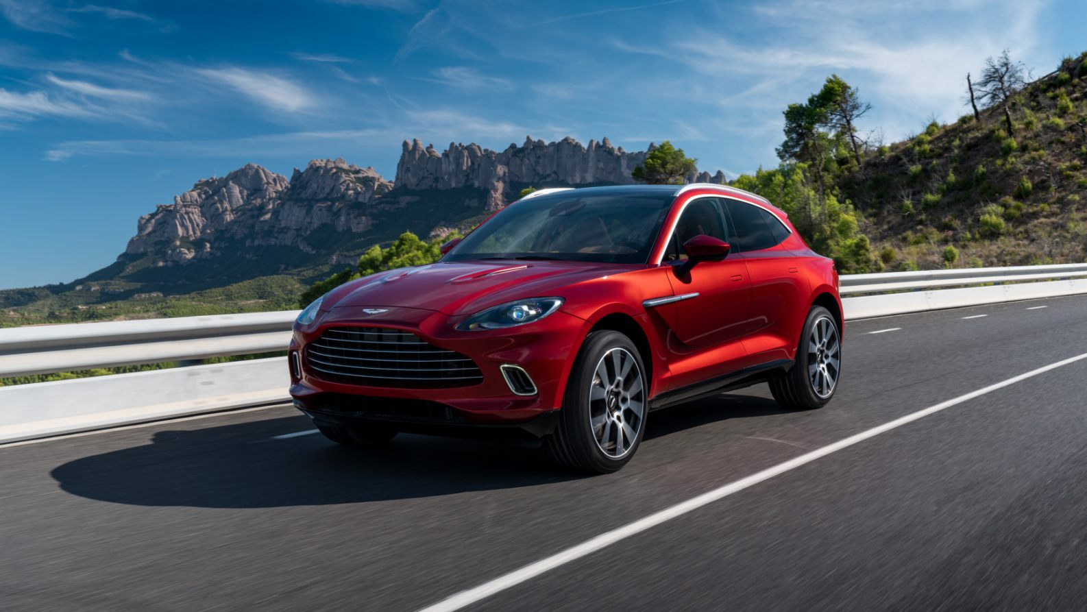 Aston Martin's first SUV, the HK$2.98 million DBX, lands in Hong Kong