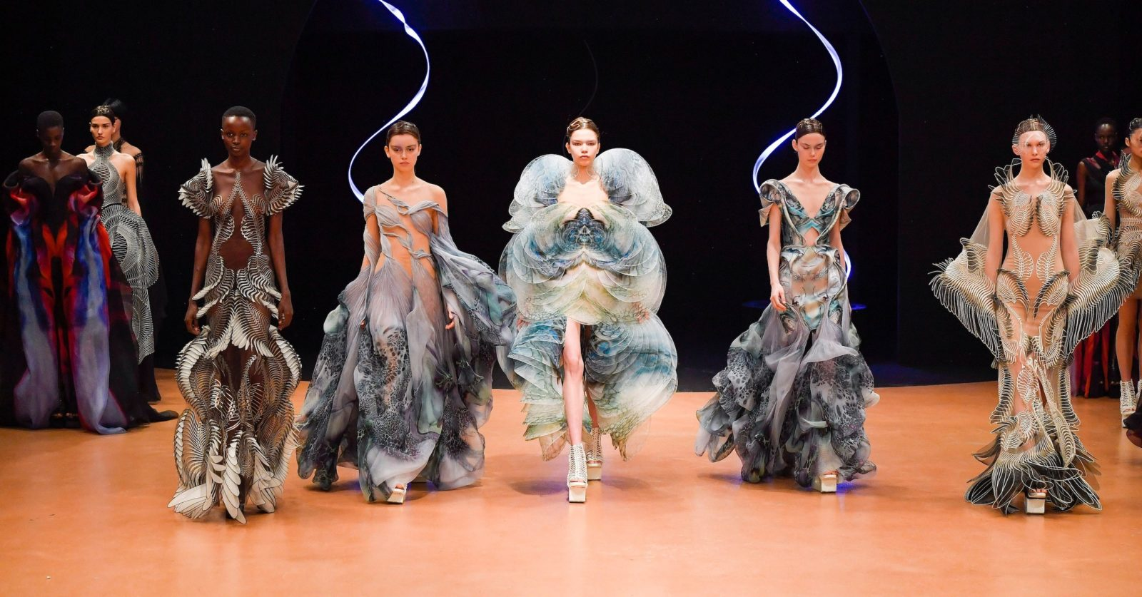 Paris has called off its Couture and Men's Fashion Weeks