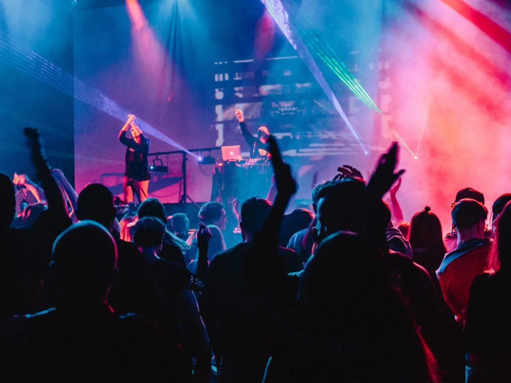 Things to do in HK - Concert