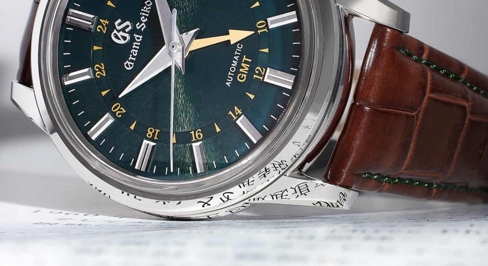 New watch alert: Grand Seiko x Watches of Switzerland 'Tōgè' SBGM241