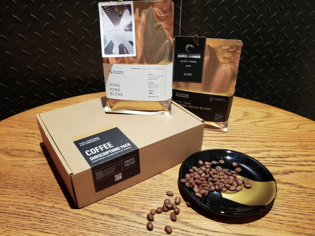 Coffee academics - coffee and tea subscriptions