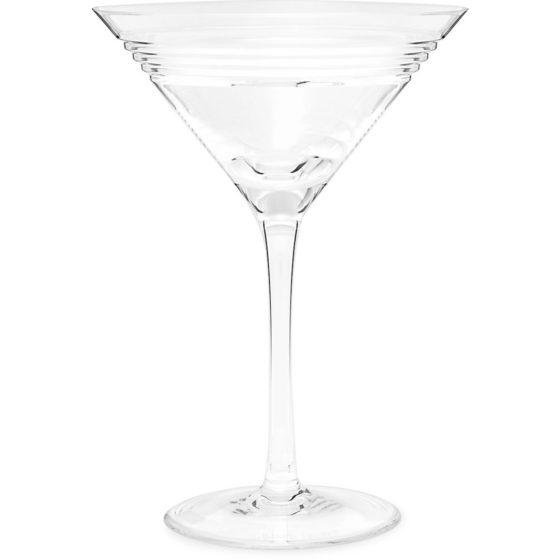 Ralph Lauren Home 'Bentley' crystal martini glass