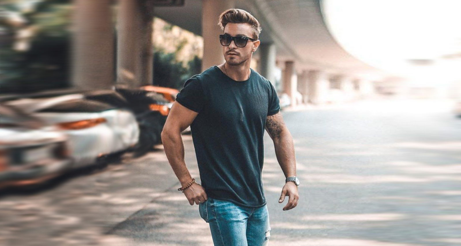 Top 8 Summer T Shirts For Men That Won T Show Sweat