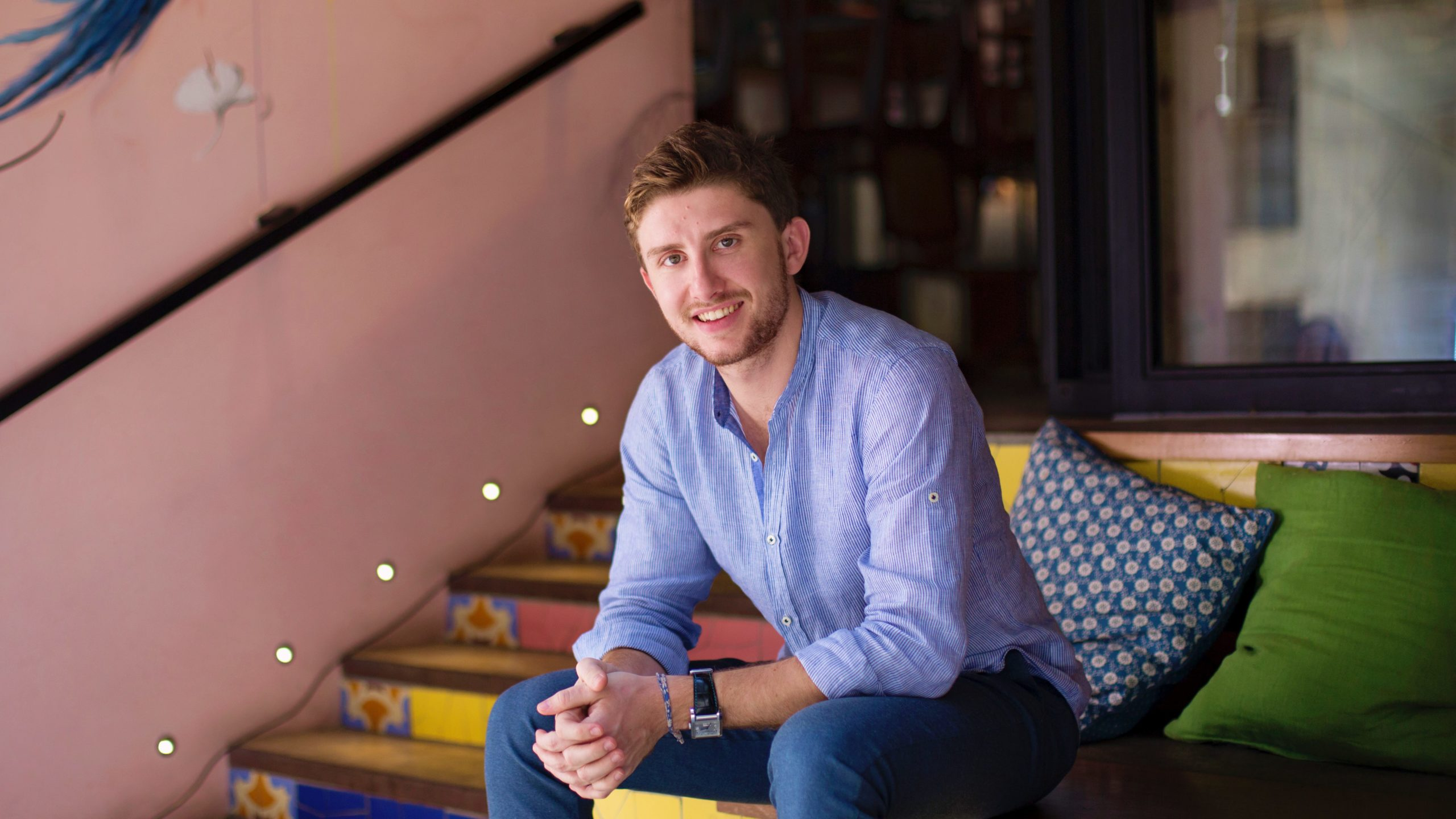 27 Questions: Alexis Offe, co-founder of Meraki Hospitality Group