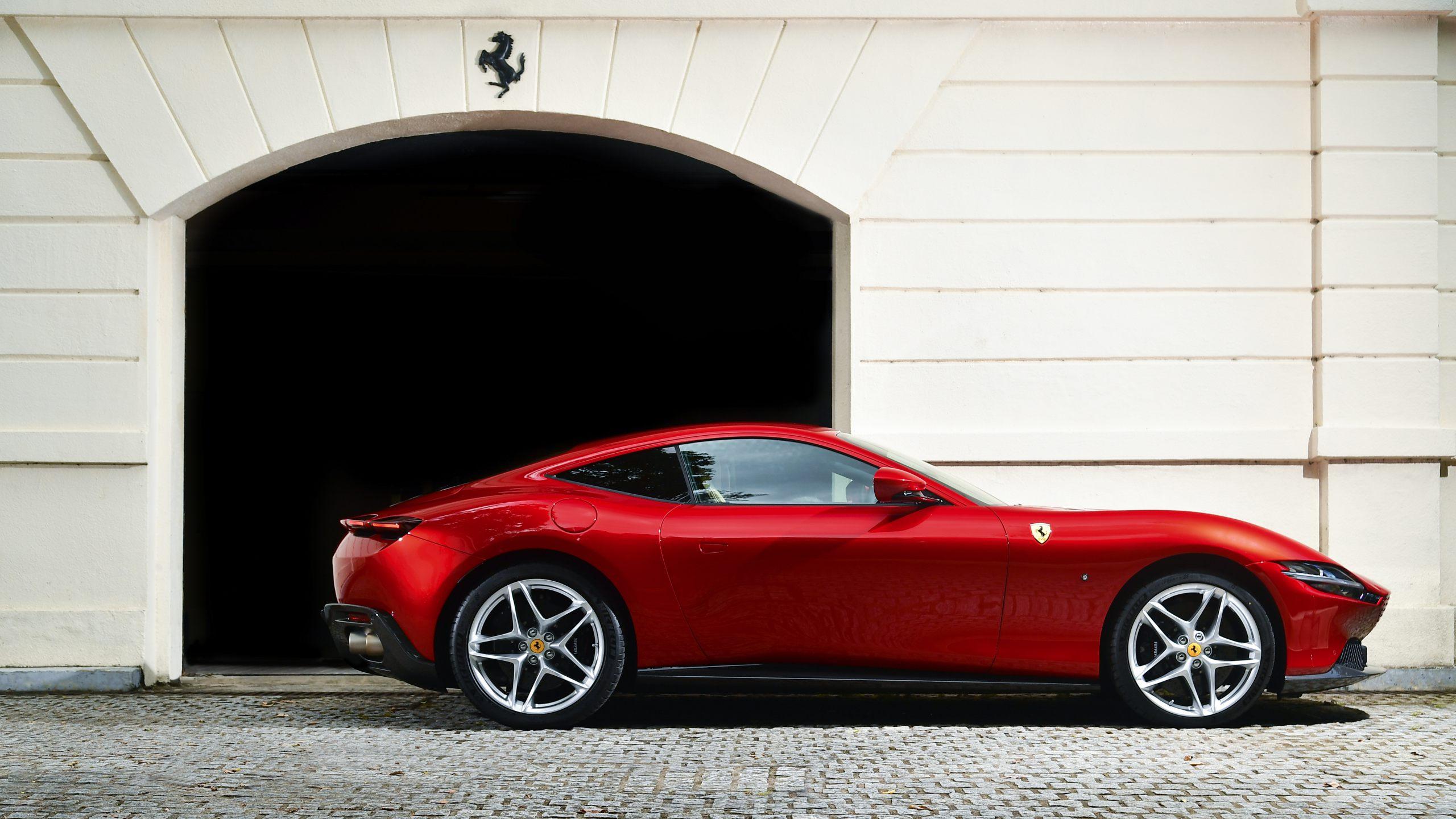 Blackbird Concessionaires Brings The All New Ferrari Roma To Hong Kong