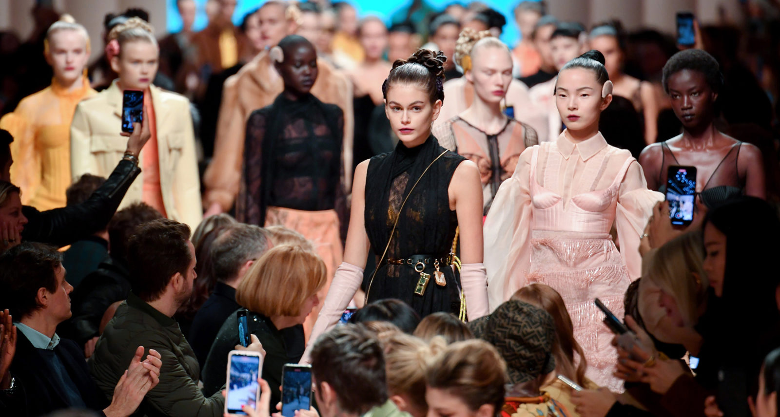 Fendi will open Milan Fashion Week with a physical show come September