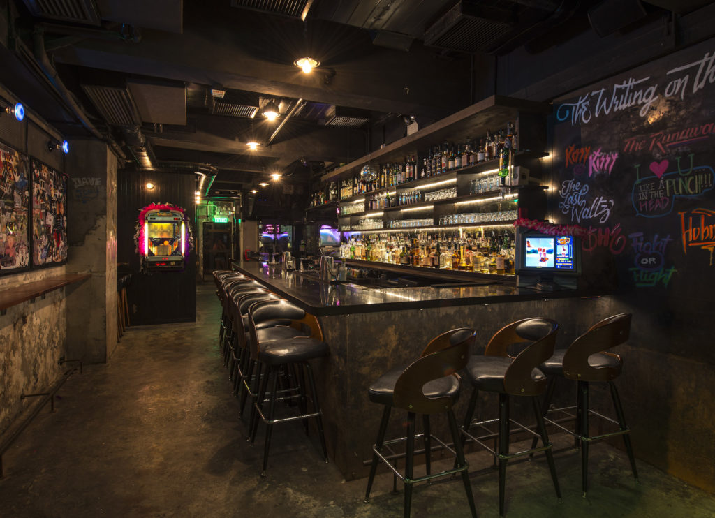 where to drink in Hong Kong