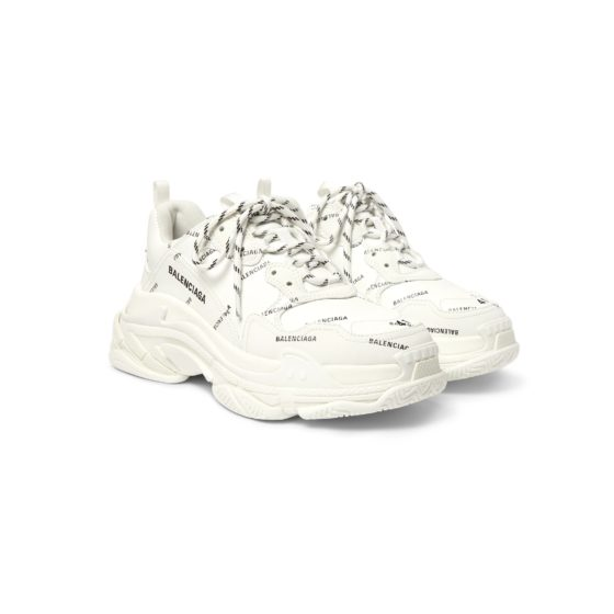 Balenciaga Triple S 'All Over Print' Chunky Sneaker