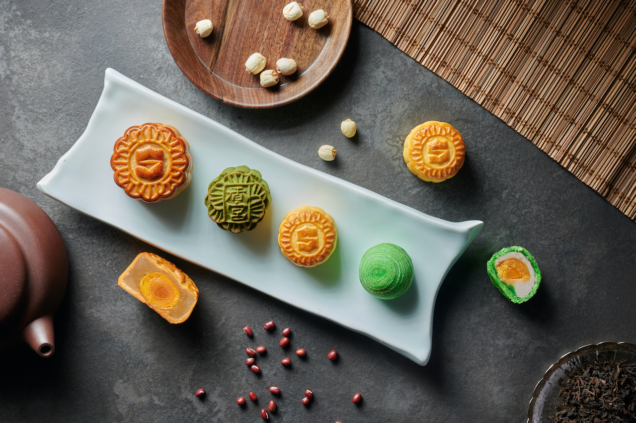 Get ready for Mid-Autumn Festival by ordering the best mooncakes in town