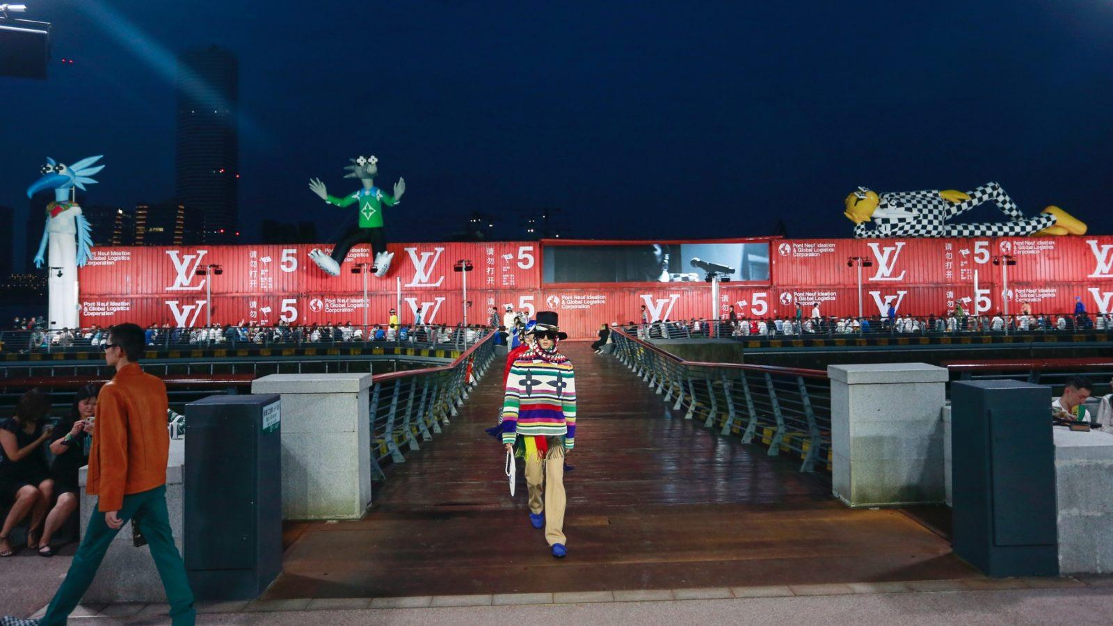 Louis Vuitton's SS21 menswear show is a manifesto for progressive change