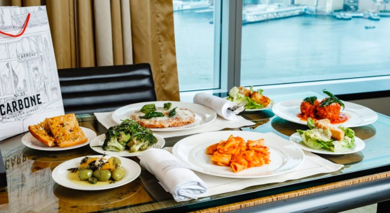 Four Seasons Hong Kong's latest staycation brings Black Sheep Restaurants to your room