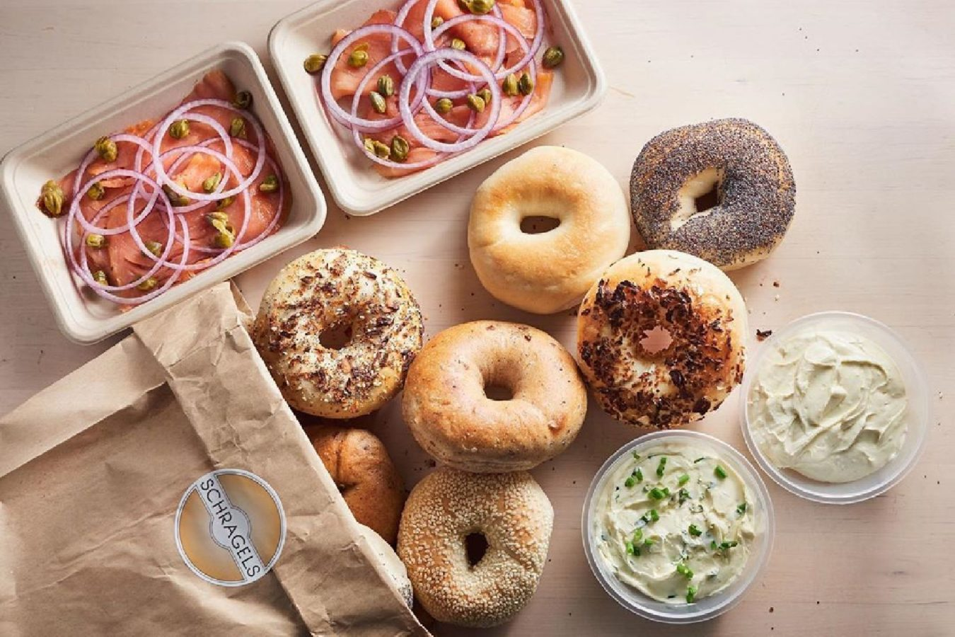 Here's where you can find the best bagel in Hong Kong