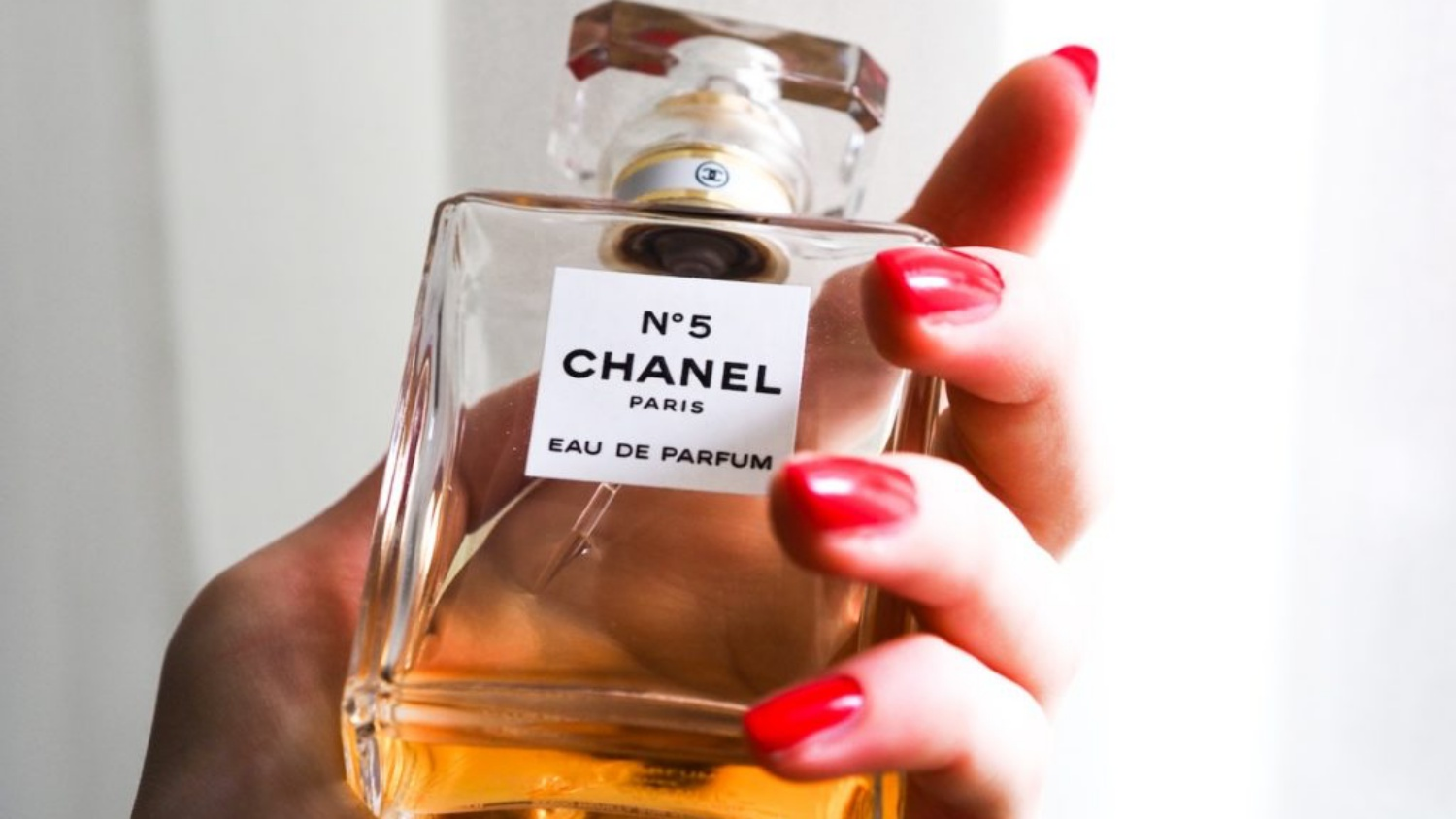How Chanel No. 5 remains the world's most popular perfume 100 years on