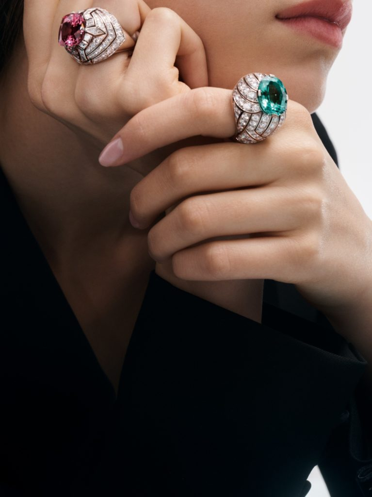 Interstellaire cocktail rings (Image credit: Louis Vuitton)