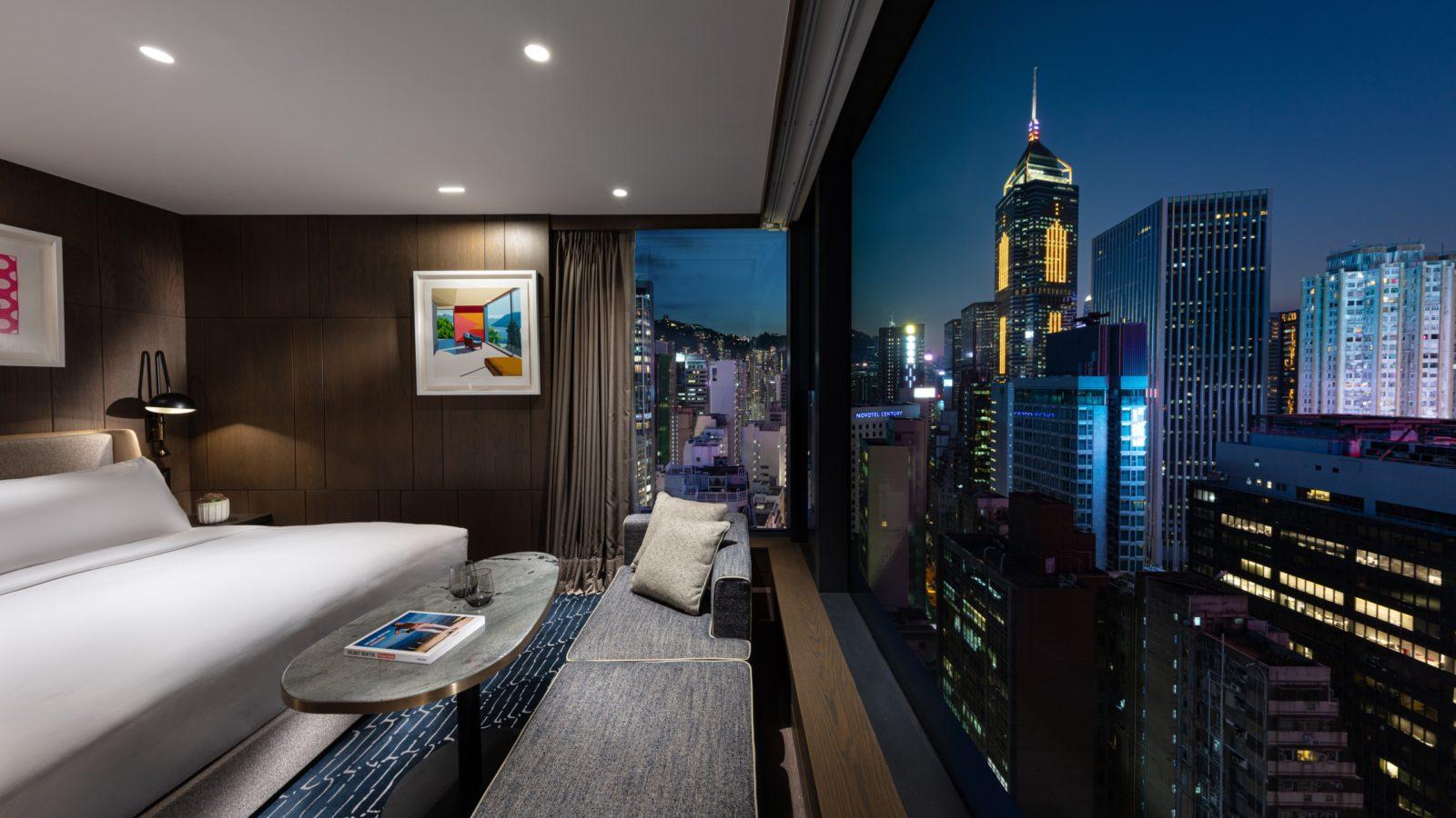 An up-close first look at The Hari Hong Kong, opening 12 December