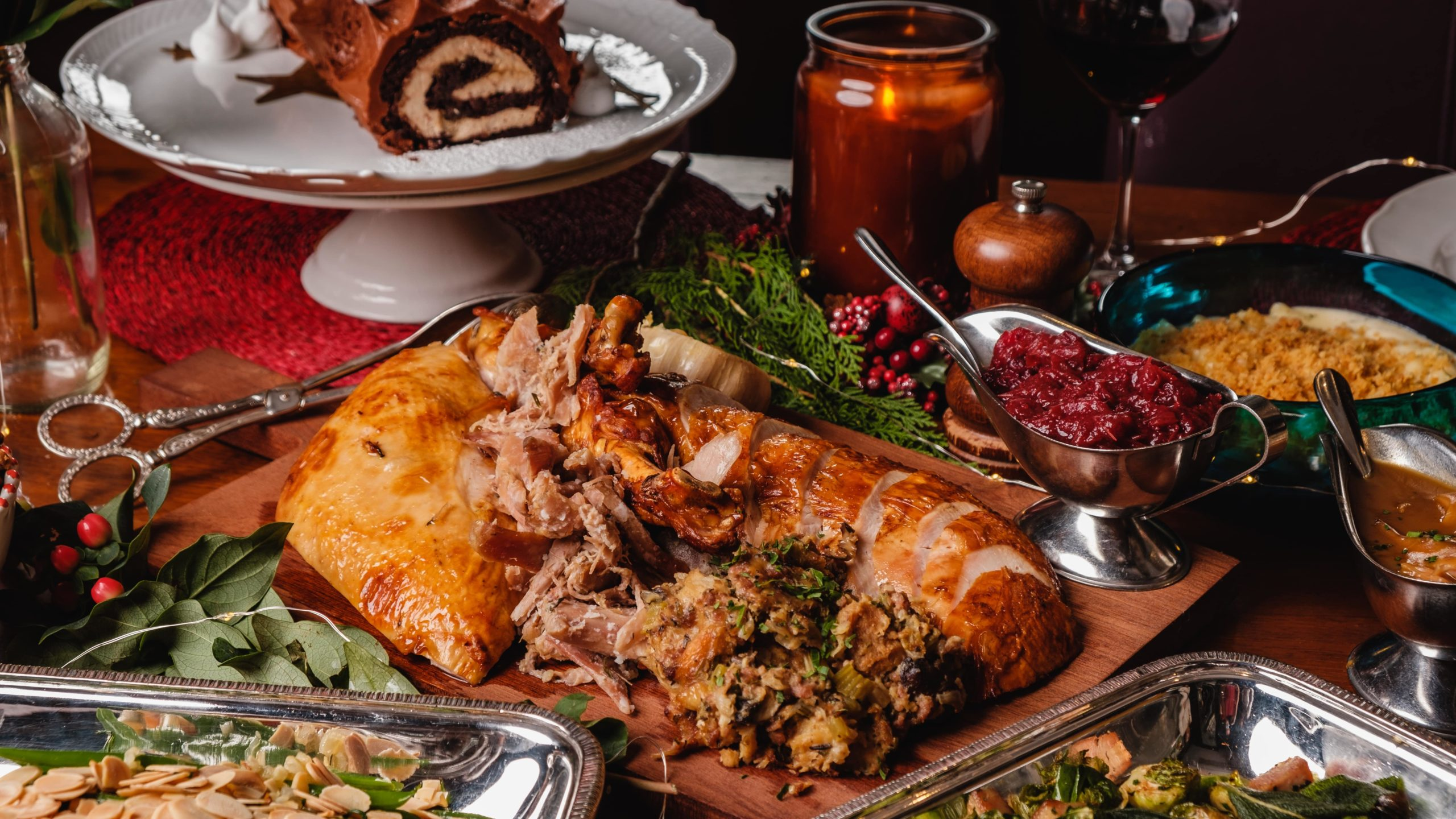 Christmas dinners and takeaways in Hong Kong for every kind of celebration