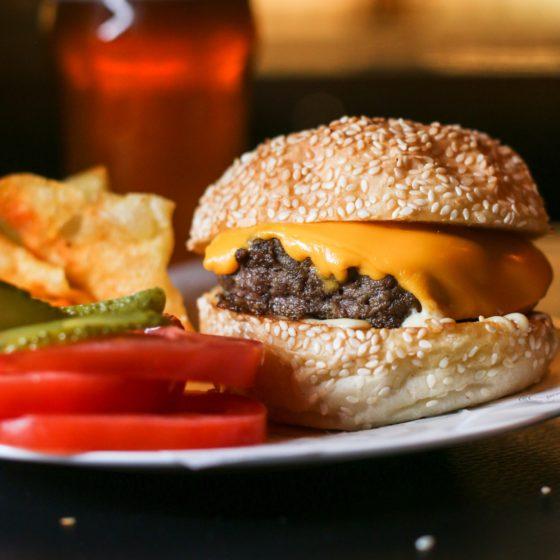 The Diplomat: The Diplomat Burger