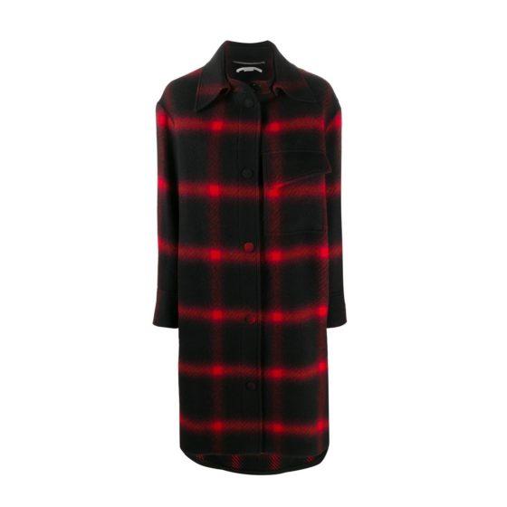 Stella McCartney's check coat