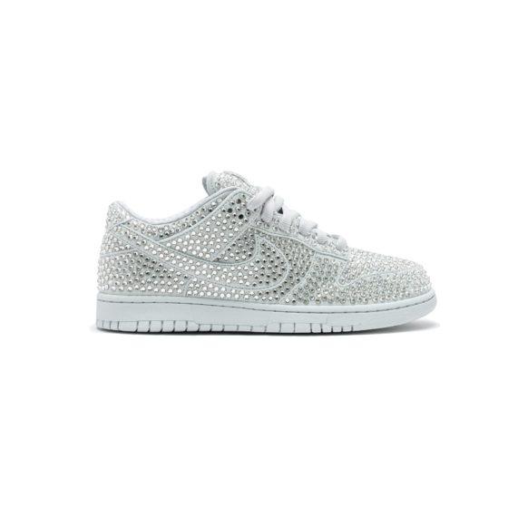 Cactus Plant Flea Market x Nike Dunk Low 'Pure Platinum' sneakers 2020
