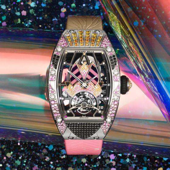 Richard Mille's RM 71-02 Automatic Tourbillon Talisman watch