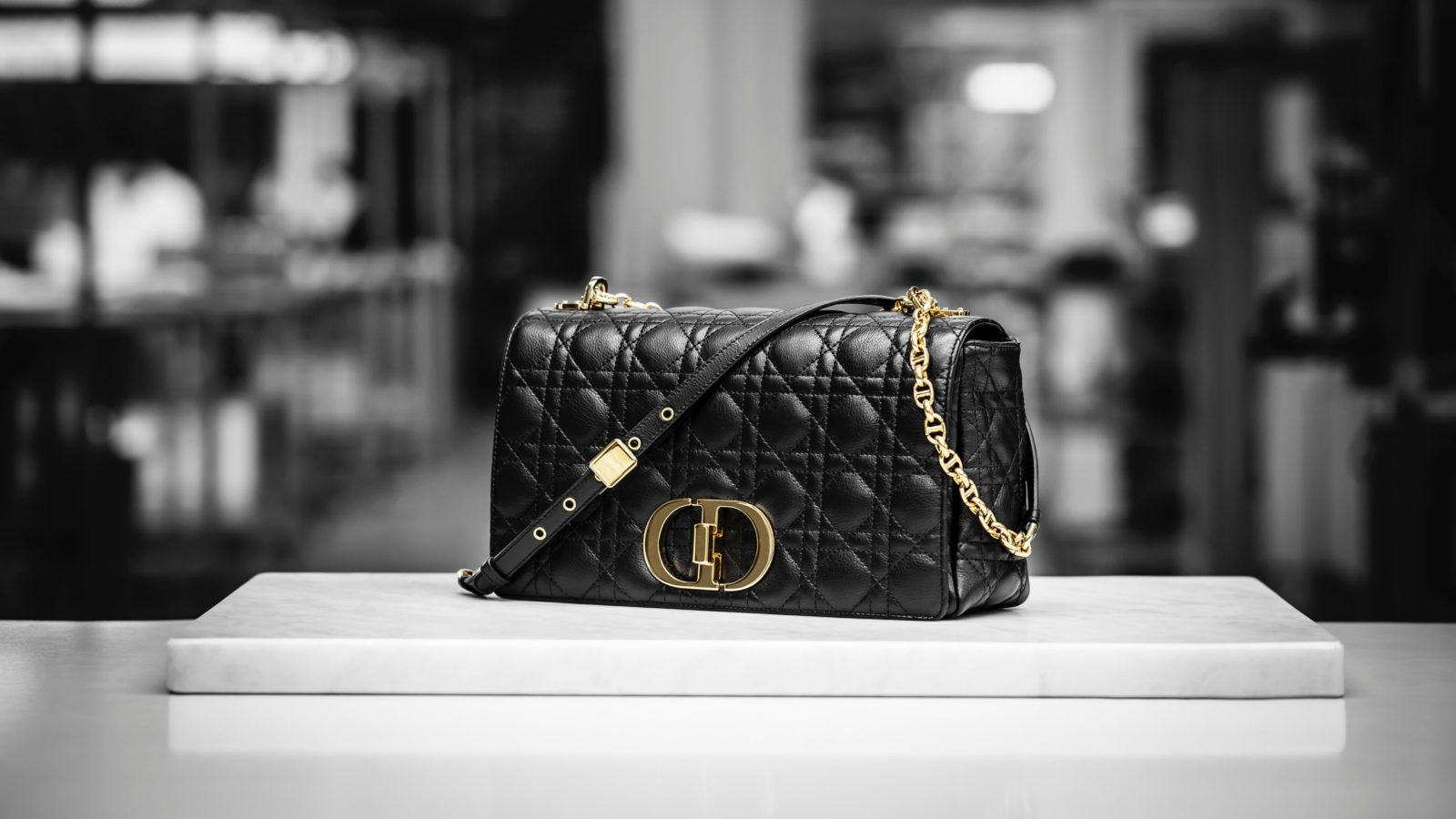 Introducing the new Dior Caro handbag from the Cruise 2021 collection