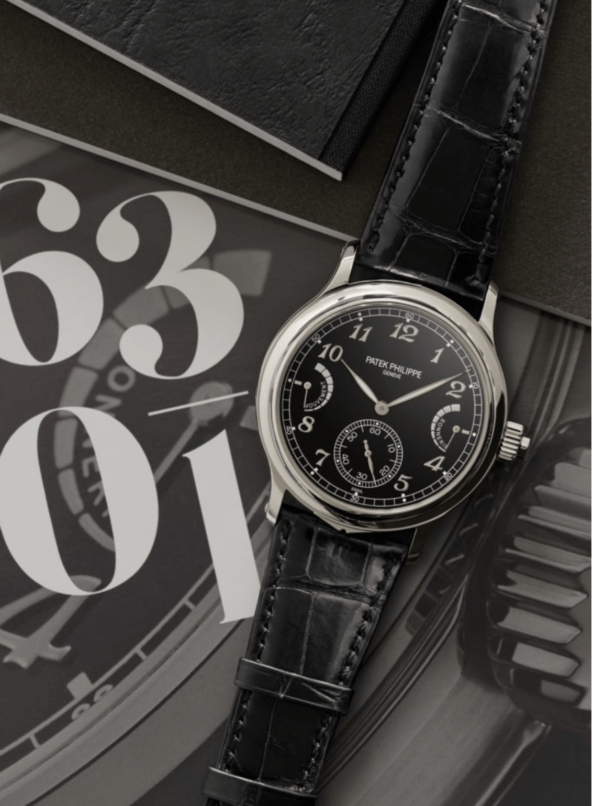 Watches that defined 2020 PP 6301P