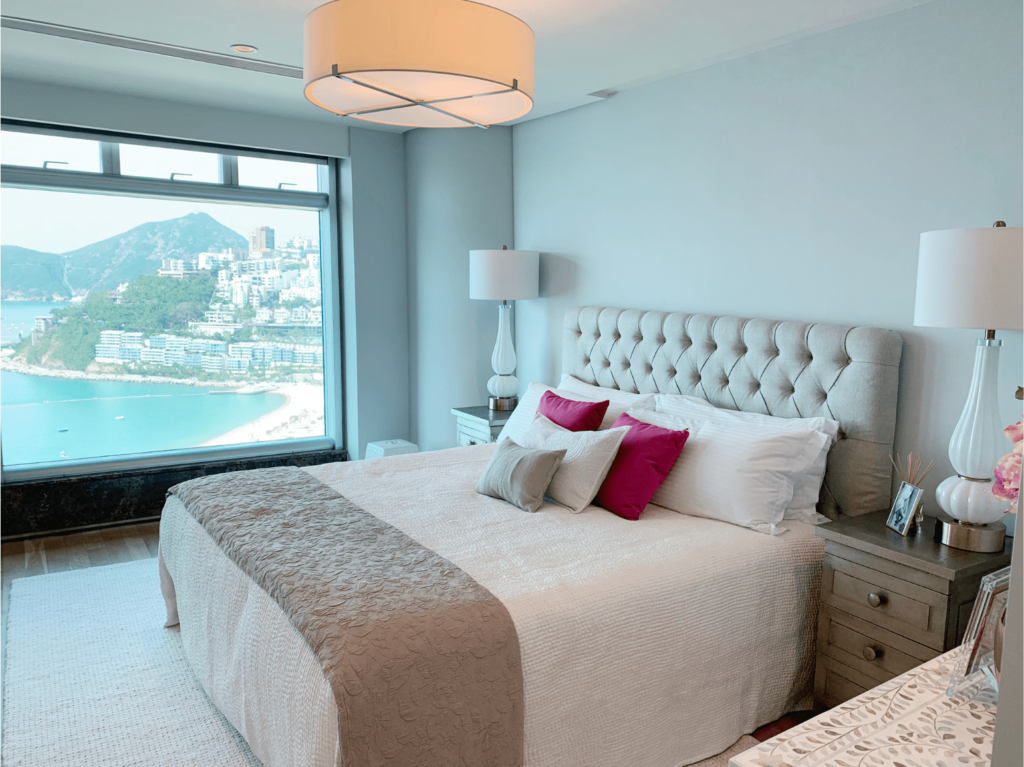 Luxury serviced apartments, the Lily