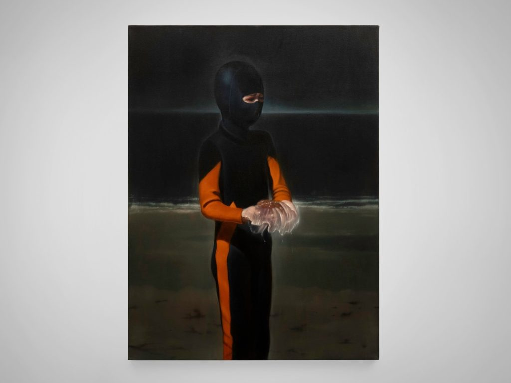ken-currie-sea-creatures-2020-install-wide-with-curve-