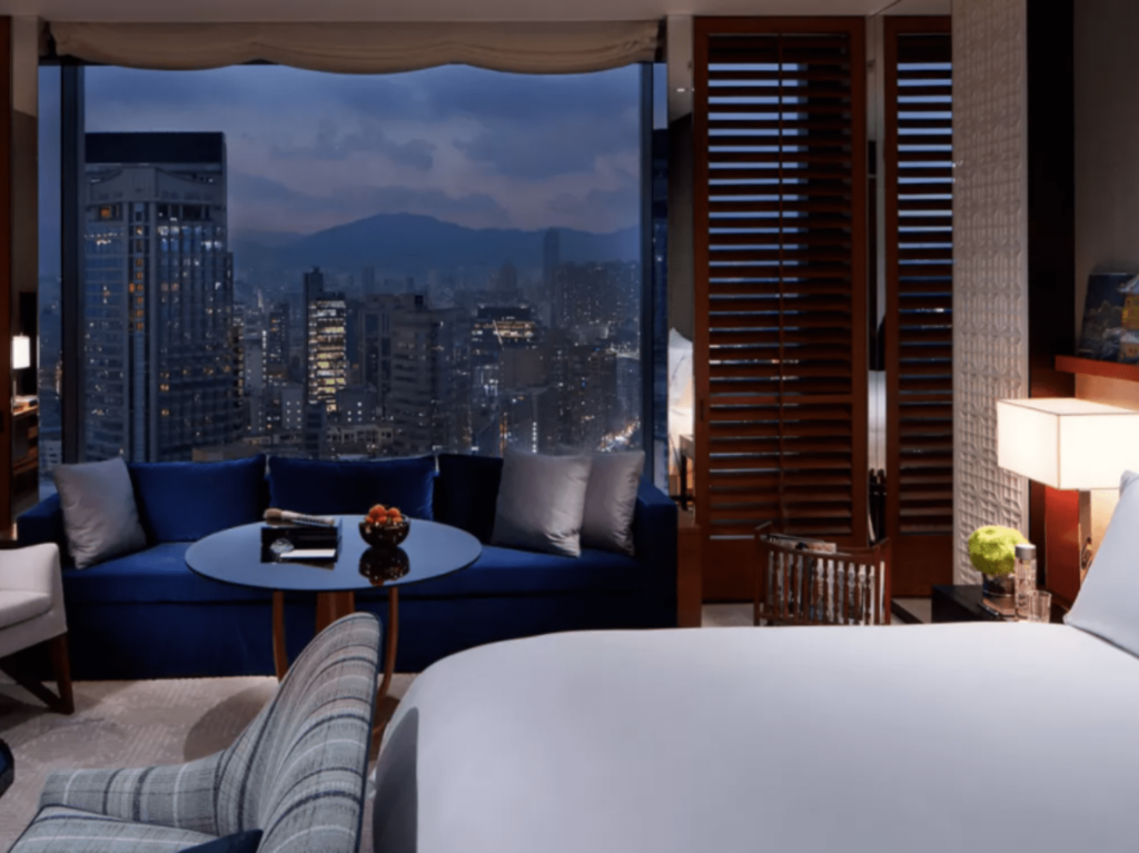 The Rosewood Hong Kong